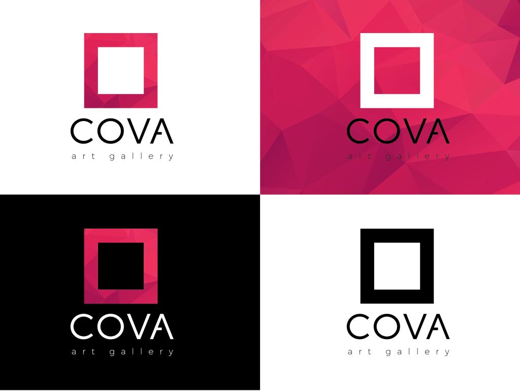 COVA_art_gallery_XAdesign_Xander_Abbink_huisstijl-logo-variaties