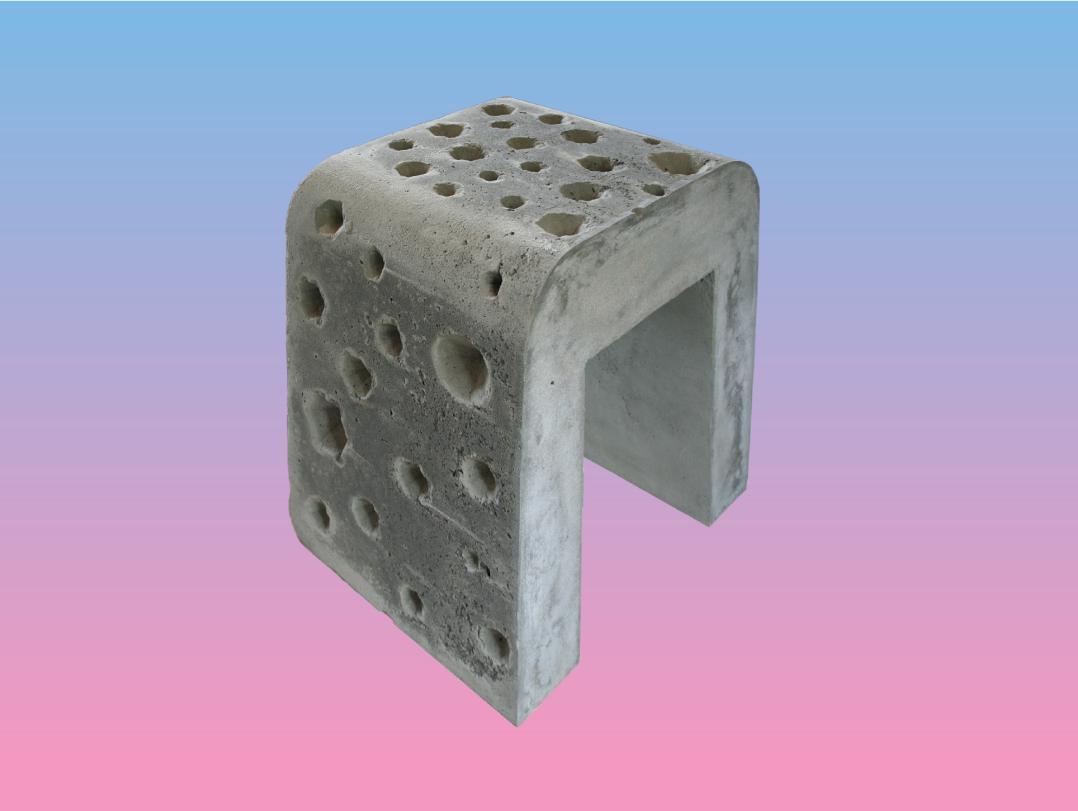 Concrete Crystals