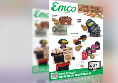 Emco Lederwaren Flyer