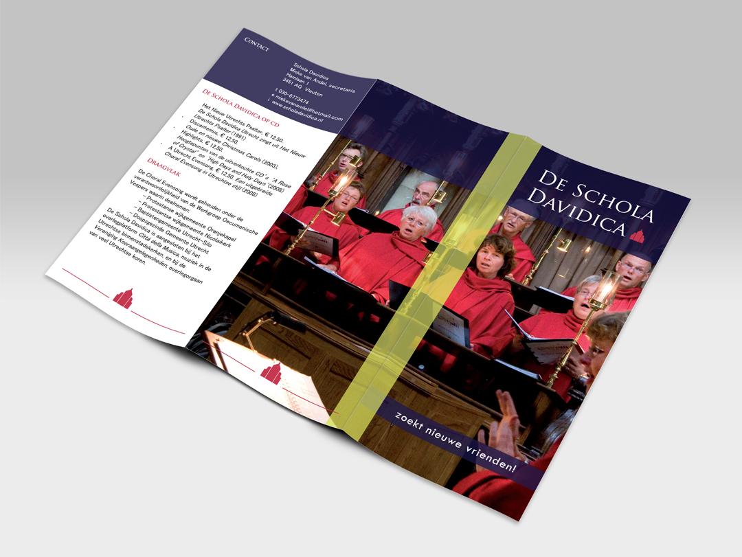 Schola Davidica – Folder