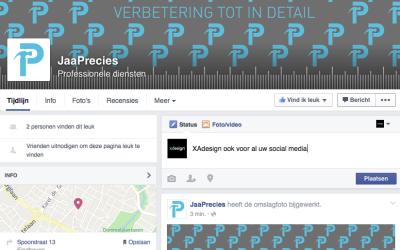 JaaPrecies social media