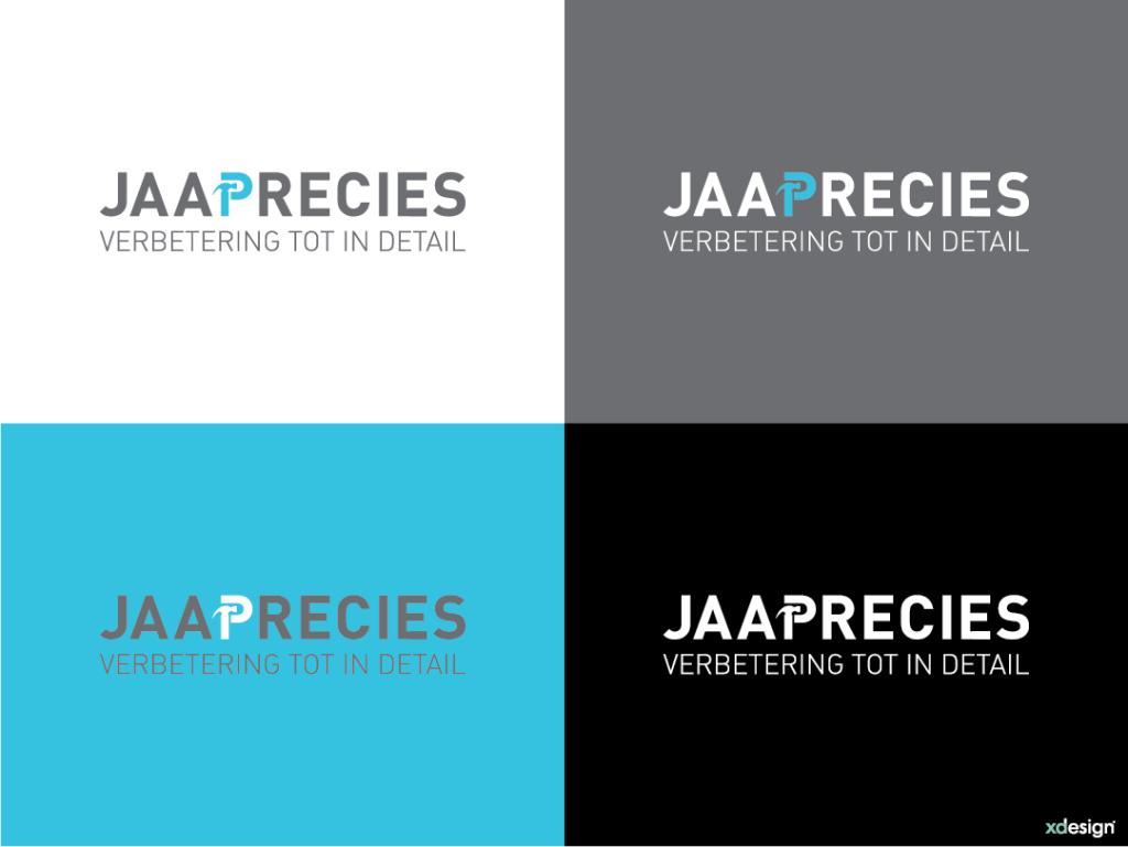 Jaaprecies_XAdesign_Xander_Abbink_huisstijl-logo-uitingen