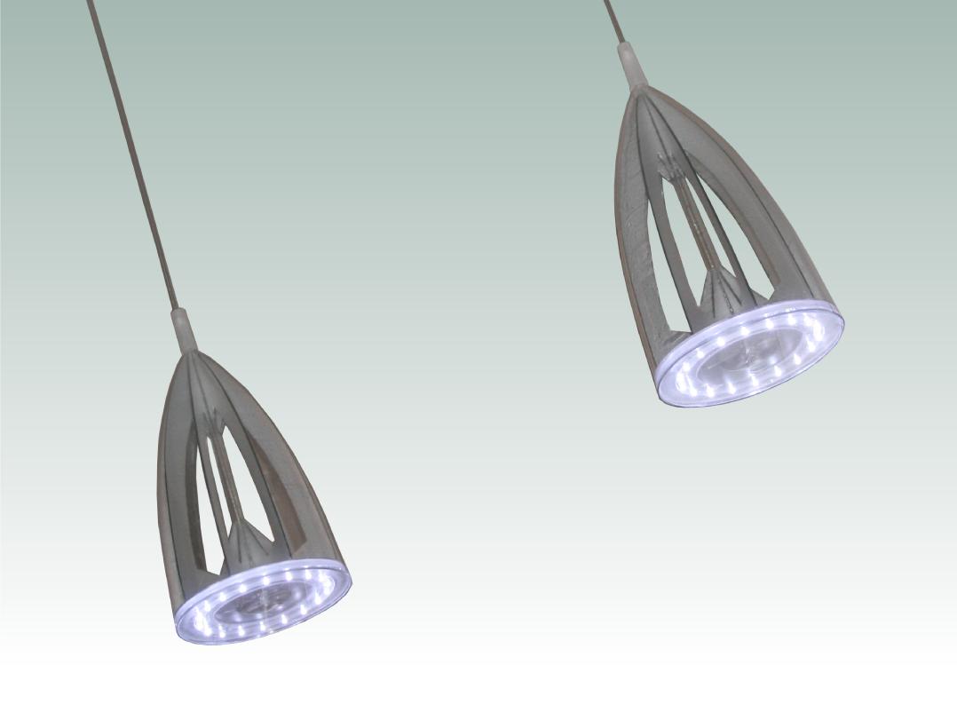 LED's break light