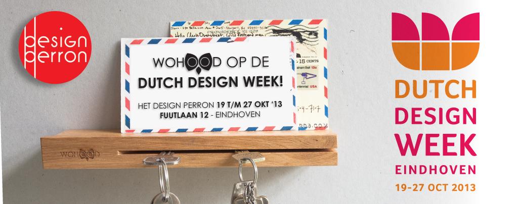 Wohood tijdens de Dutch Design Week 2013