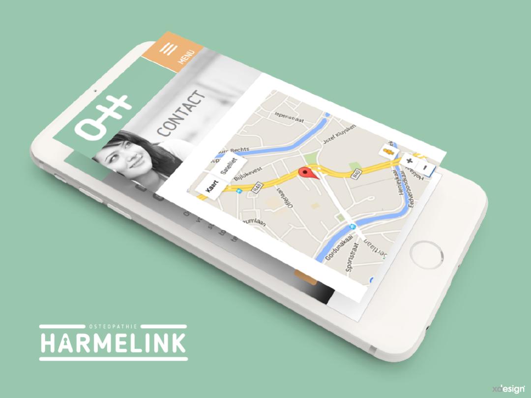 Harmelink website