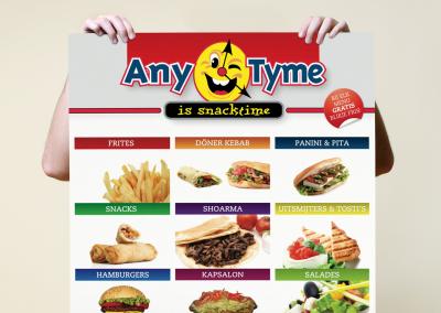 AnyTyme Poster