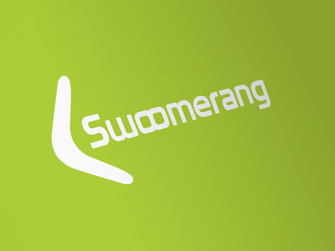 Swoomerang_schoonmaak_Design_Concept_Xander_Abbink-logo