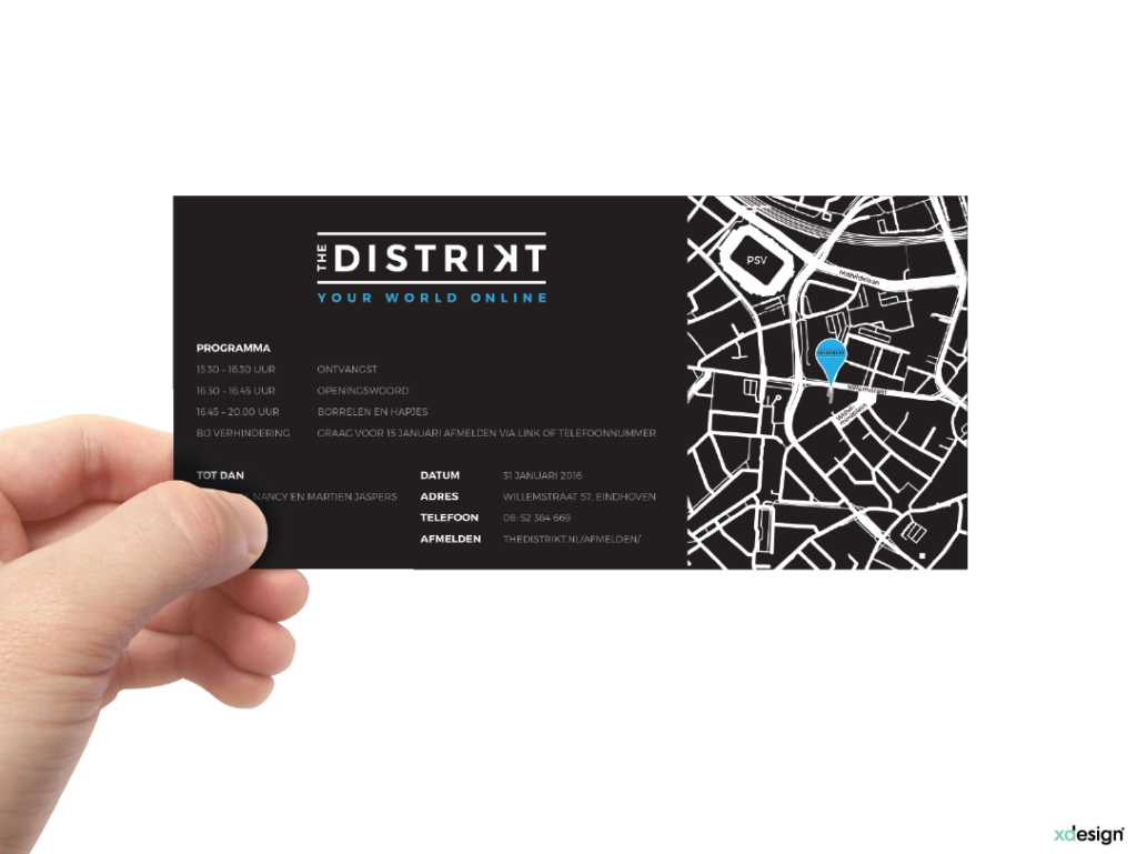 UITNODIGING_The_DISTRIKT-your_world_online_XAdesign_Xander_Abbink-voorzijde