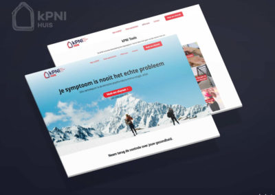 kPNI Huis website