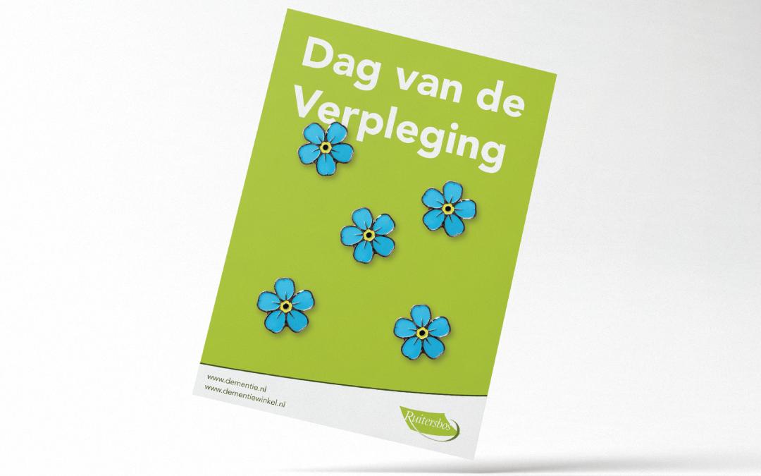 Flyer Dag van de Verpleging