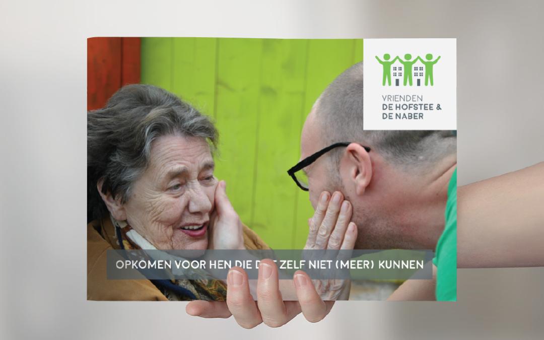Brochure Vrienden De Hofstee & De Naber